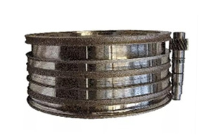 齿磨\槽磨复合磨电镀CBN砂轮